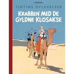 Tintins Oplevelser: Krabben med de gyldne klosakse