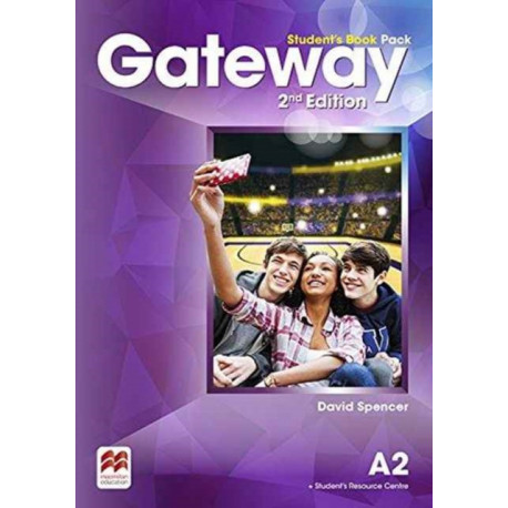Gateway 2nd edition A2 Student's Book Pack