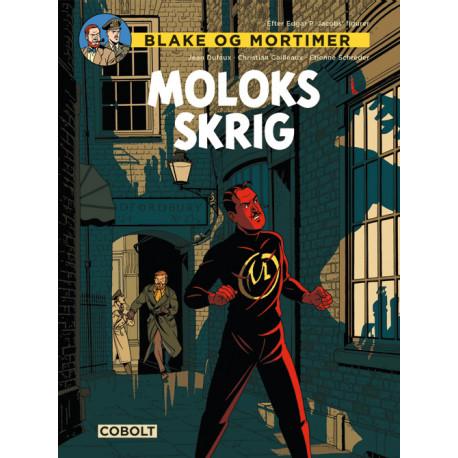 Blake og Mortimer: Moloks skrig