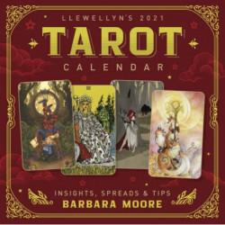 Llewellyn's 2021 Tarot Calendar: Insights, Spreads and Tips