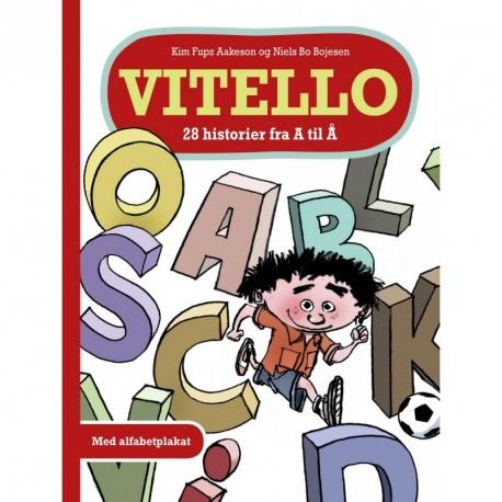 Vitello. 28 historier fra A til Å - Lyt&Læs