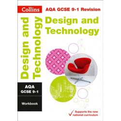 AQA GCSE 9-1 Design & Technology Workbook: Ideal for Home Learning, 2021 Assessments and 2022 Exams