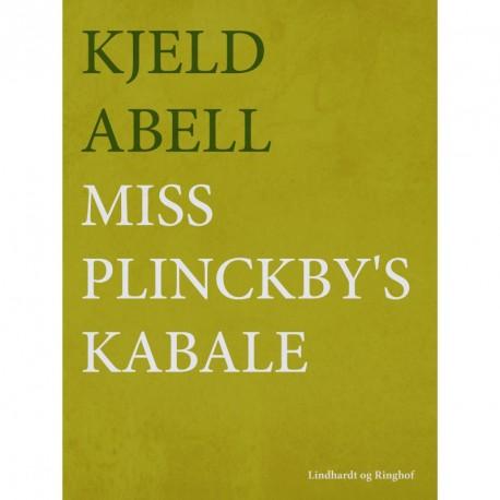 Miss Plinckby's kabale