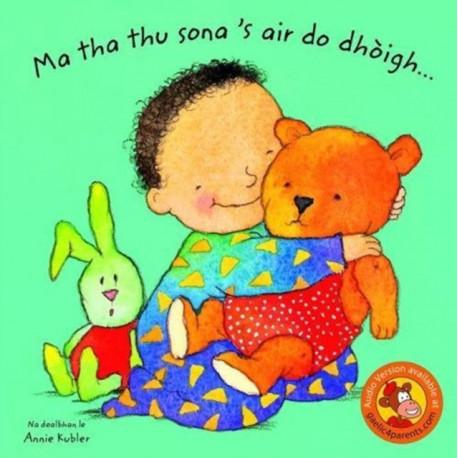 Ma tha thu sona 's air do Dhoigh...