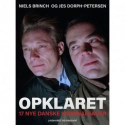 Opklaret: 17 nye danske kriminalsager