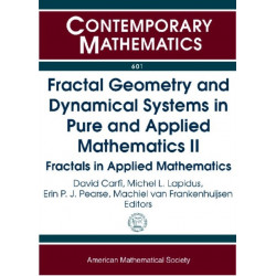 Fractal Geometry and Dynamical Systems in Pure and Applied Mathematics II: Fractals in Applied Mathematics