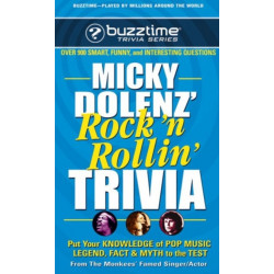 Micky Dolenz Rock n Rollin Trivia: Put Your Knowledge of Pop Music Legend Fact & Myth to the Test