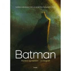 Batman: masken og manden - en biografi