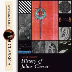 History of Julius Caesar