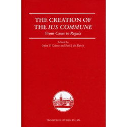 The Creation of the Lus Commune: From Casus to Regula