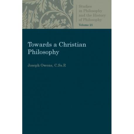 Towards a Christian Philosophy