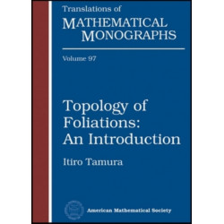 Topology of Foliations: An Introduction