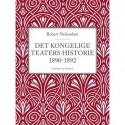 Det Kongelige Teaters historie 1890-1892