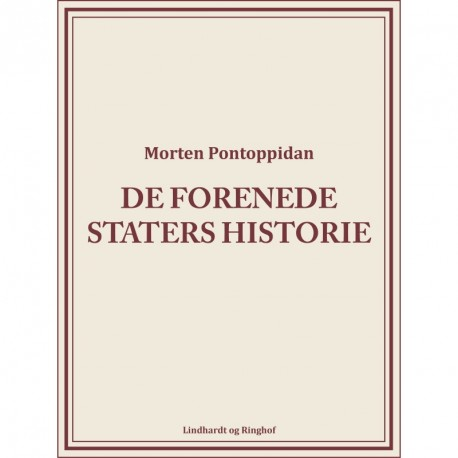 De Forenede Staters historie