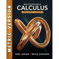 Multivariable Calculus, International Metric Edition