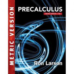 Precalculus, International Metric Edition