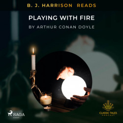 B. J. Harrison Reads Playing with Fire