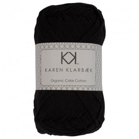 8/4 Mørk mint - KK Color Cotton økologisk bomuldsgarn fra Karen Klarbæk
