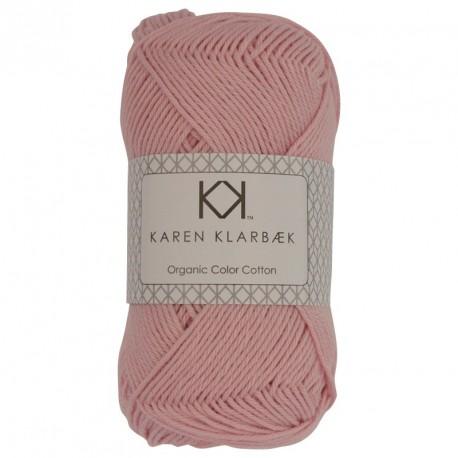 8/4 Sort - KK Color Cotton økologisk bomuldsgarn fra Karen Klarbæk