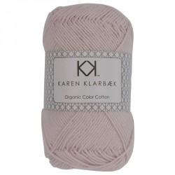 8/4 Pastelrosa - KK Color Cotton økologisk bomuldsgarn fra Karen Klarbæk