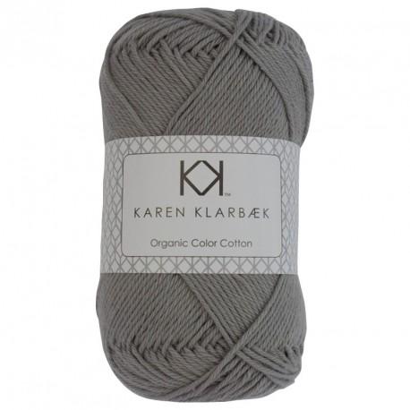 8/4 Jeansblå - KK Color Cotton økologisk bomuldsgarn fra Karen Klarbæk