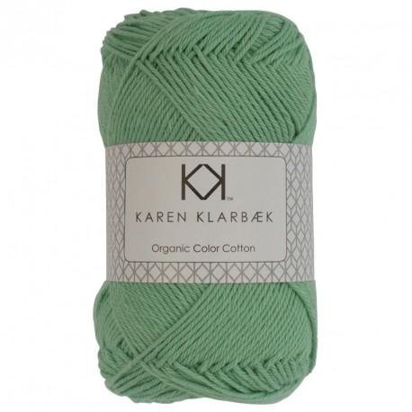 8/4 Pastelblå - KK Color Cotton økologisk bomuldsgarn fra Karen Klarbæk