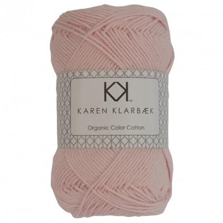 8/4 Jadegrøn - KK Color Cotton økologisk bomuldsgarn fra Karen Klarbæk