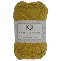 8/4 Karry - KK Color Cotton økologisk bomuldsgarn fra Karen Klarbæk