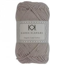 8/4 Lys sand - KK Color Cotton økologisk bomuldsgarn fra Karen Klarbæk