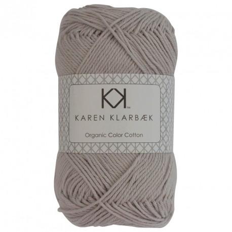 8/4 Mørk oliven - KK Color Cotton økologisk bomuldsgarn fra Karen Klarbæk