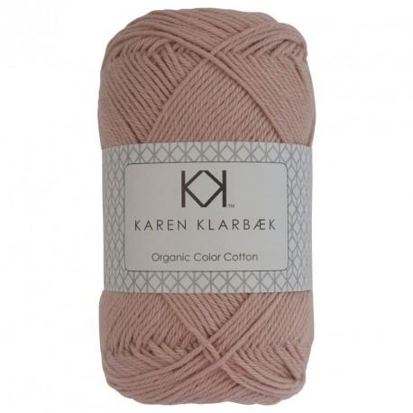 8/4 Mørk sand - KK Color Cotton økologisk bomuldsgarn fra Karen Klarbæk