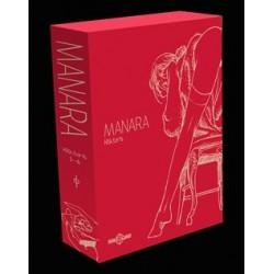 Manara Kli.k.toris box (Bind 1-4)