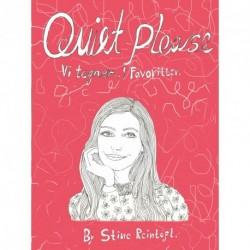 Quiet Please-Vi Tegner s favoritter.