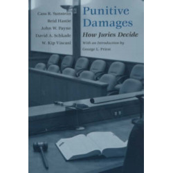 Punitive Damages: How Juries Decide