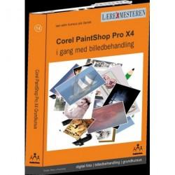Paint Shop Pro X4 Billedbehandling