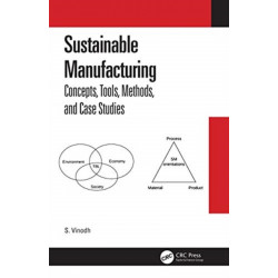 Sustainable Manufacturing: Concepts, Tools, Methods and Case Studies