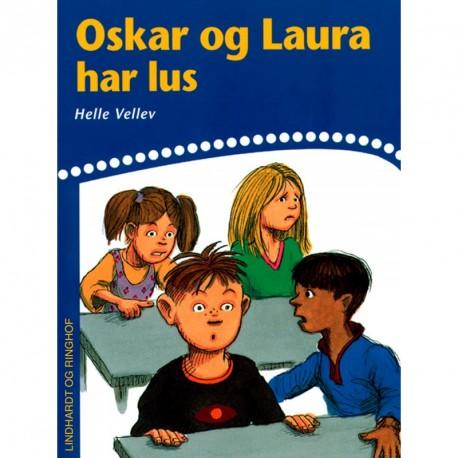 Oskar og Laura har lus