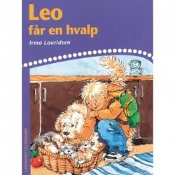 Leo får en hvalp