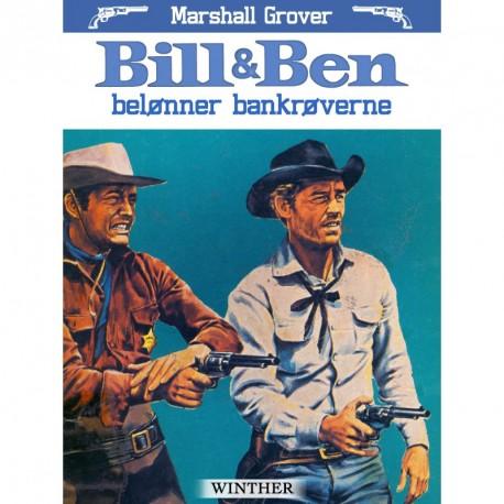 Bill og Ben belønner bankrøverne
