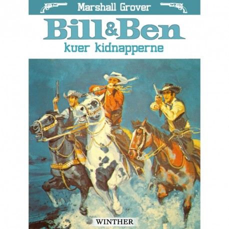 Bill og Ben kuer kidnapperne
