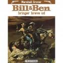Bill og Ben bringer breve ud