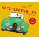Axel elsker biler - Lyt&læs: Nu med brandbiler