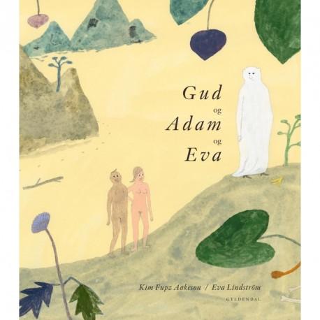 Gud og Adam og Eva