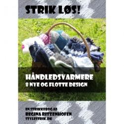 Strik Løs Håndledsvarmere 8 nye og flotte design