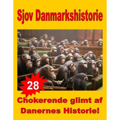 Sjov Danmarkshistorie