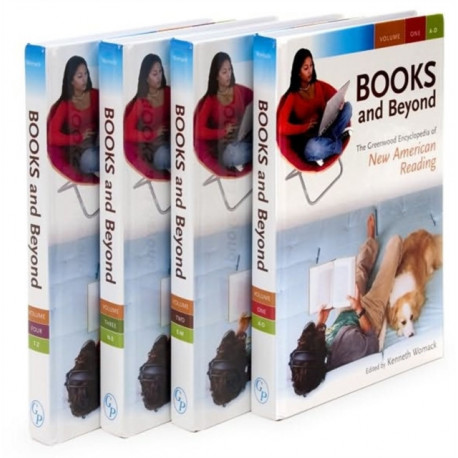 Books and Beyond [4 volumes]: The Greenwood Encyclopedia of New American Reading