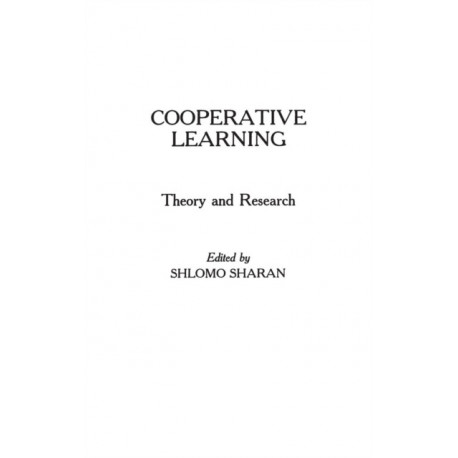 Cooperative Learning: Theory and Research