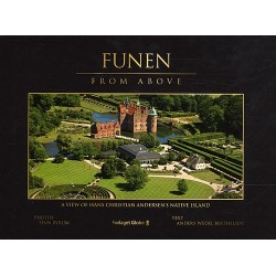 Funen from above: a view of Hans Christian Andersen's native island