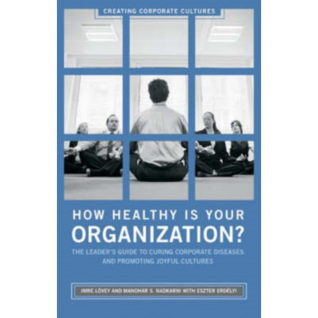 How Healthy Is Your Organization?: The Leader's Guide to Curing Corporate Diseases and Promoting Joyful Cultures