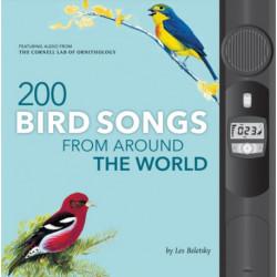 200 Bird Songs from Around the World